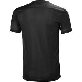 Helly Hansen Lifa T SS Shirt Herre black